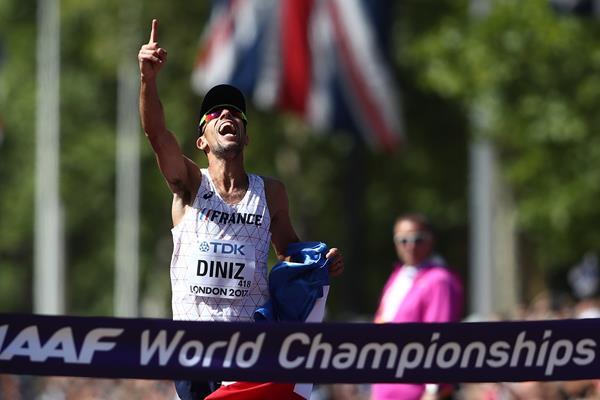 Yohann Diniz pronto al rientro nel 2019
