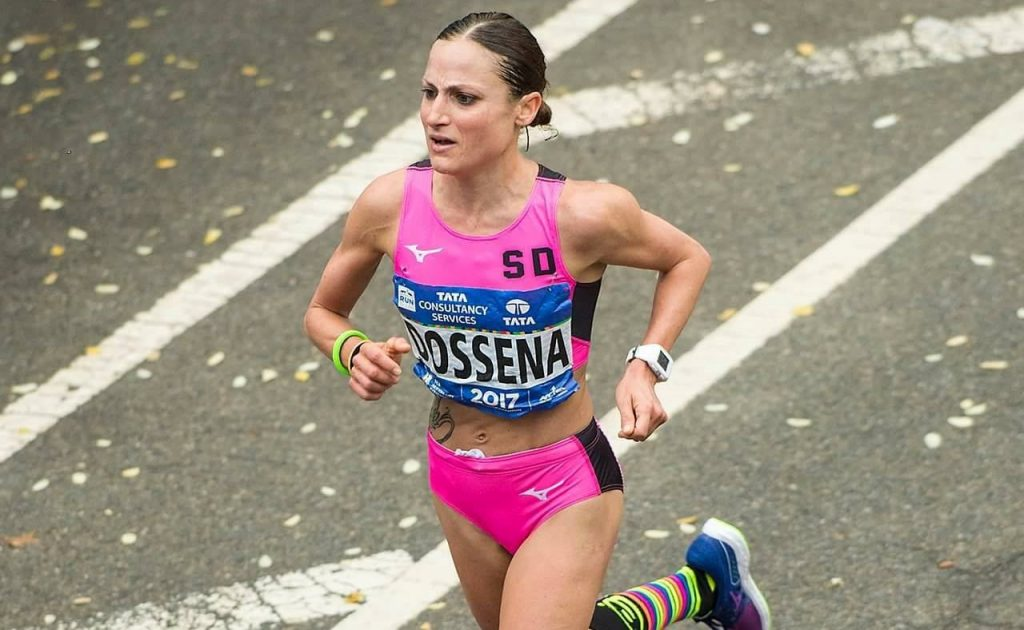 "Sara Dossena annunciata al ""Monaco Run supported by Laureus"""