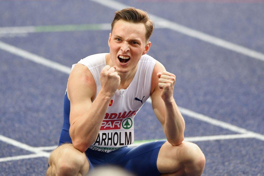 Karsten Warholm corre in 45,56 nei 400 metri,record nazionale e miglior prestazione mondiale