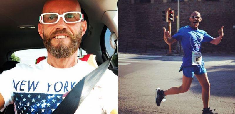 È morto Leonardo Cenci, lutto nel mondo del running