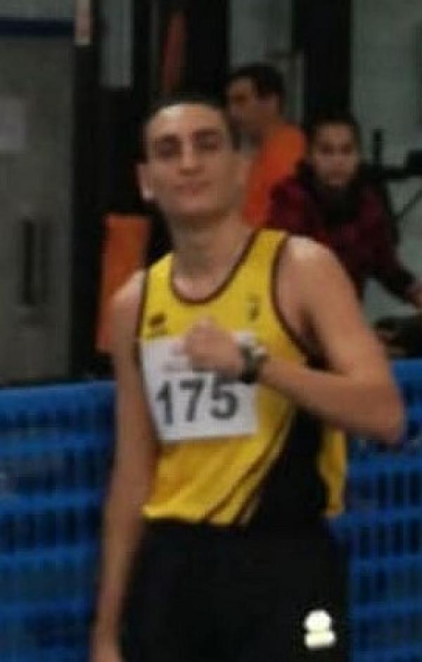 Marcia: Record italiano indoor U16 per Diego Giampaolo