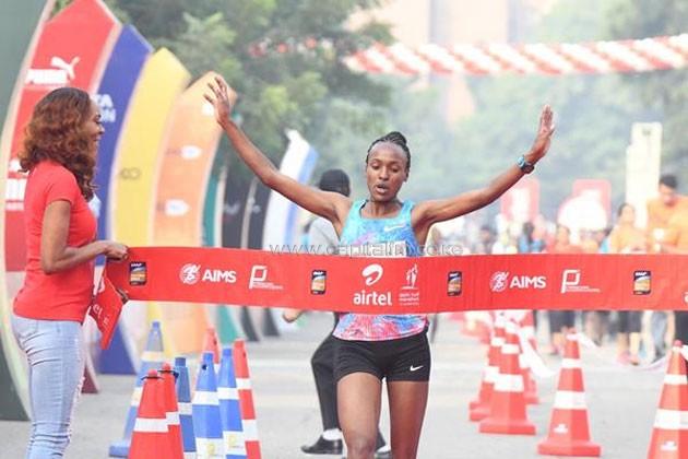 Record etiope nei 10km a Valencia di Tsehay Gemechu, cancellata Tirunesh Dibaba