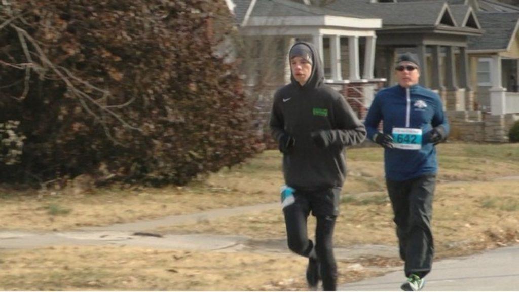 A 17anni corre la sua 100esima Maratona