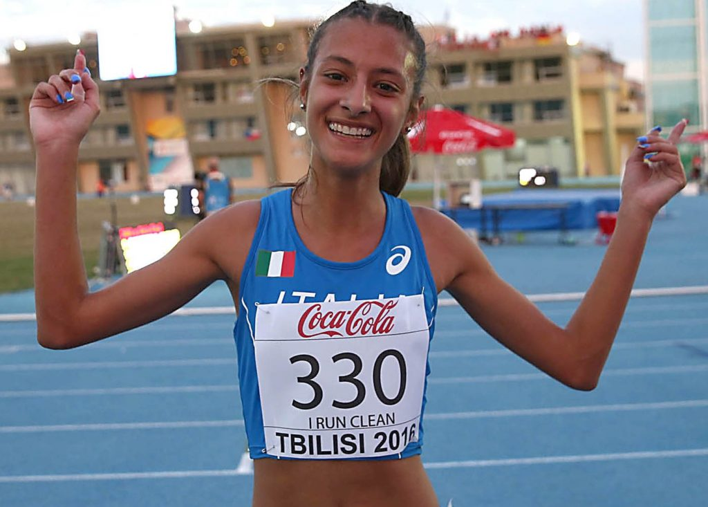 Cinque Mulini: ottima quarta Nadia Battocletti, sesto Crippa e settimo Meucci