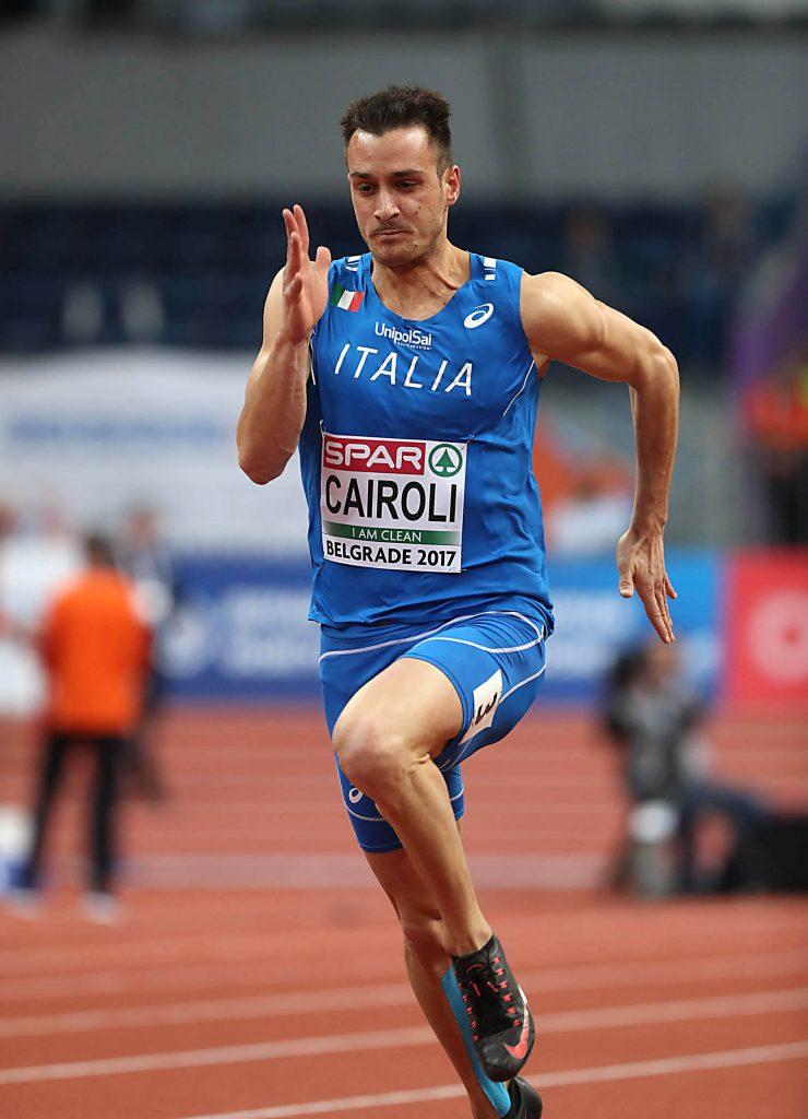 Simone Cairoli conquista un ottimo secondo posto in Francia nell'eptathlon