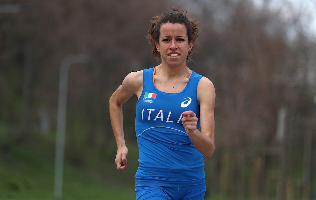 Eleonora Giorgi domenica al via sui 35 km. a Gioiosa Marea (Messina)