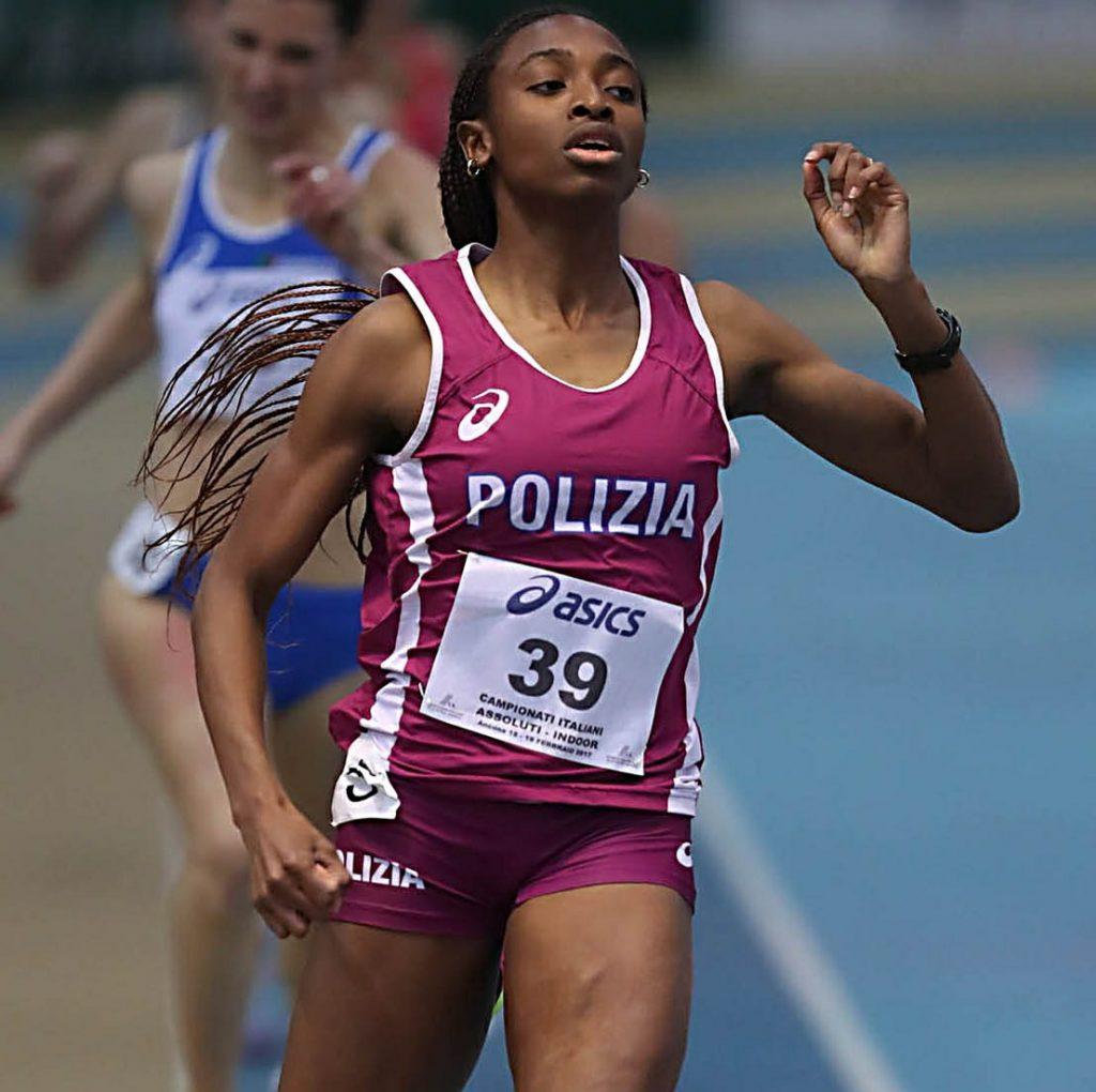 Ayomide Folorunso record personale nei 400 metri
