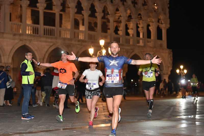 CMP Venice Night Trail: gli iscritti sono già oltre 2.200!