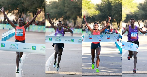 houston marathon winners