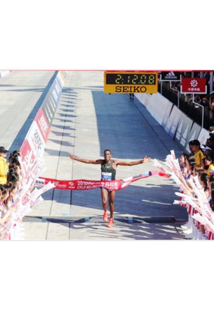 Podi tutti Etiopi nella prima maratona 2019