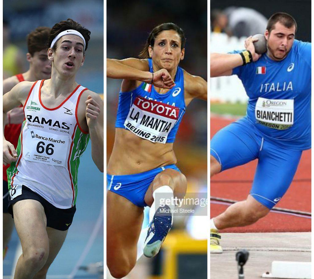 Ancona Indoor live streaming: weekend con tanti azzurri tra cui Baroncini, Bianchetti e Simona La Mantia