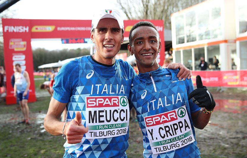Campaccio 2019: quarto Crippa, quinto Meucci