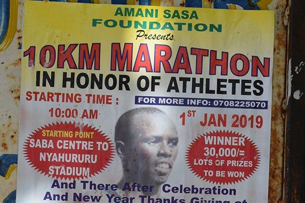 Il dramma della corsa commemorativa in onore di Samuel Wanjiru, primo oro olimpico nella Maratona del Kenya