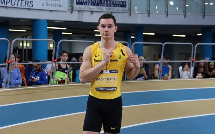 Filippo Tortu venerdì grande attesa per i 60 m. in Germania, la diretta streaming