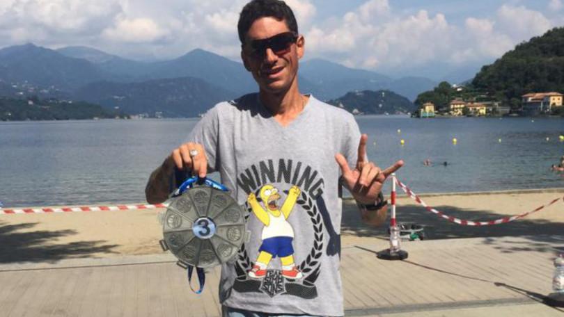 Squalificato l'ultramaratoneta Marco Bonfiglio