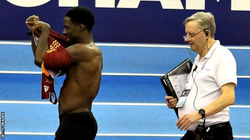 Campionati Britannici: ritorno amaro per  Dwain Chambers nei 60