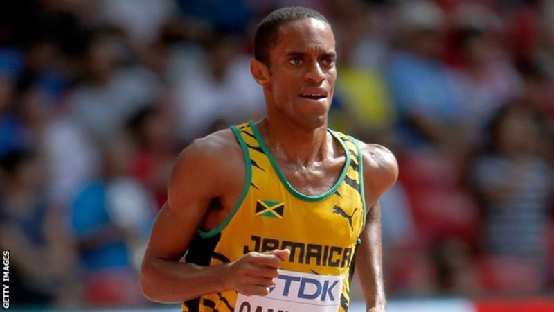 Dopo il collasso l'atleta giamaicano Campbell lascia l'ospedale