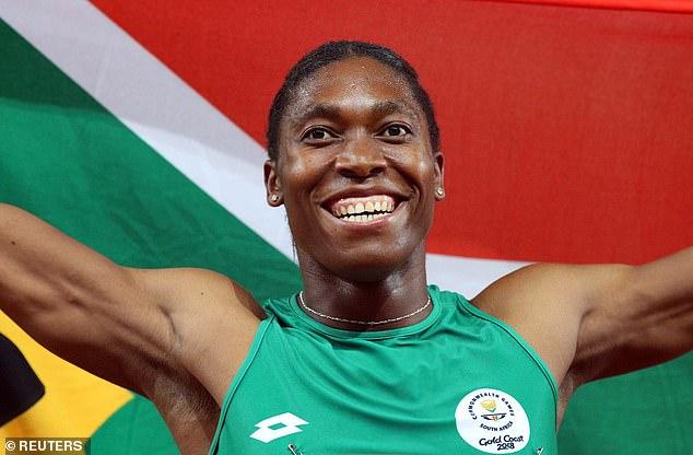 Caster Semenya dovrebbe gareggiare come atleta MASCHIO, LA IAAF lo sosterrà in un'udienza della prossima settimana che potrebbe diventare storica