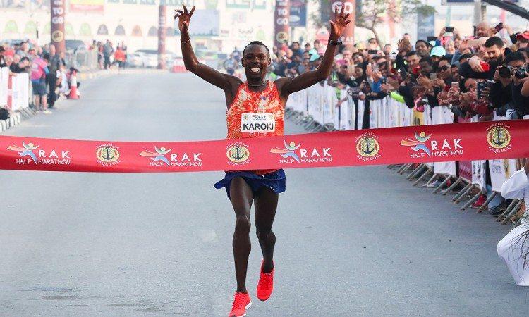 Stanotte 7 runner a caccia del record del mondo di mezza maratona nella RAK- IL LIVE STREAMING