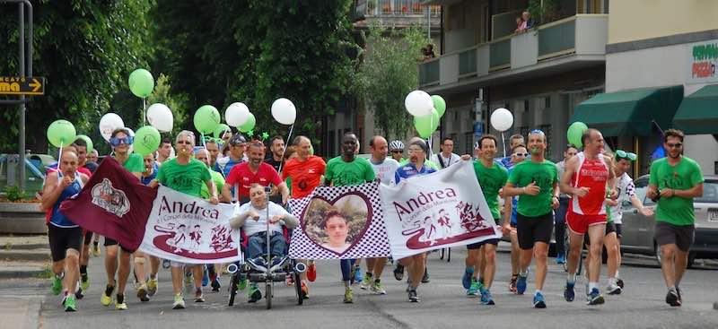 """Giusy Versace e """"Andrea e i Corsari della Maratona"""" lanciano la 8^ Scarpadoro Ability"""