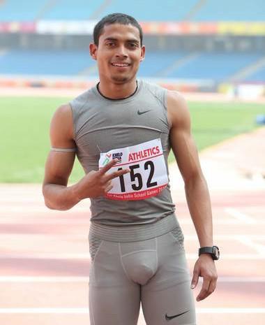 In India 41 atleti