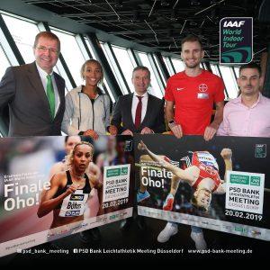 World Tour Dusseldorf Live Streaming: nell'alto  il campione europeo Przybylko va a caccia del PB