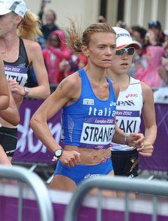 Valeria Straneo attesa alla Giulietta&Romeo Half Marathon di Verona del 17 febbraio