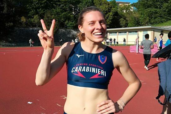 Elena Vallortigsra vince il tricolore nell'alto davanti a Trost