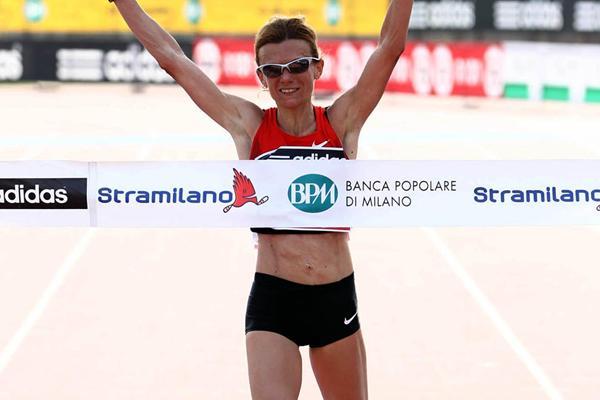 Valeria Straneo trionfa nella Giulietta e Romeo Half Marathon