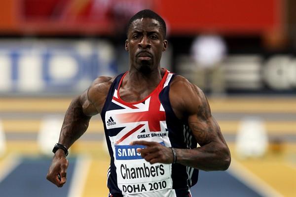 La diretta dei Campionati Britannici con il ritorno di Dwain Chambers