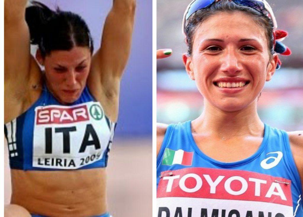 Tania Vicenzino e Antonella Palmisano le regine della 2^giornata degli assoluti di Ancona