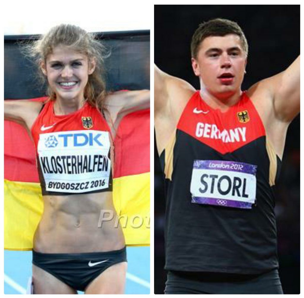 Klosterhalfen e Storl brillano ai Campionati tedeschi day 1