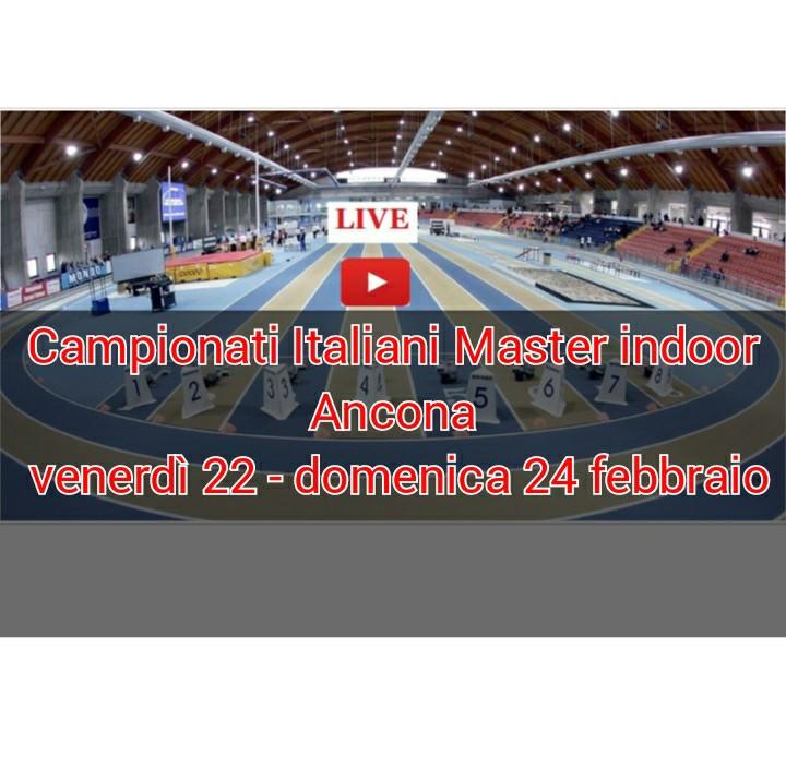 Italiani Master Ancona: orario aggiornato, iscritti e Diretta streaming