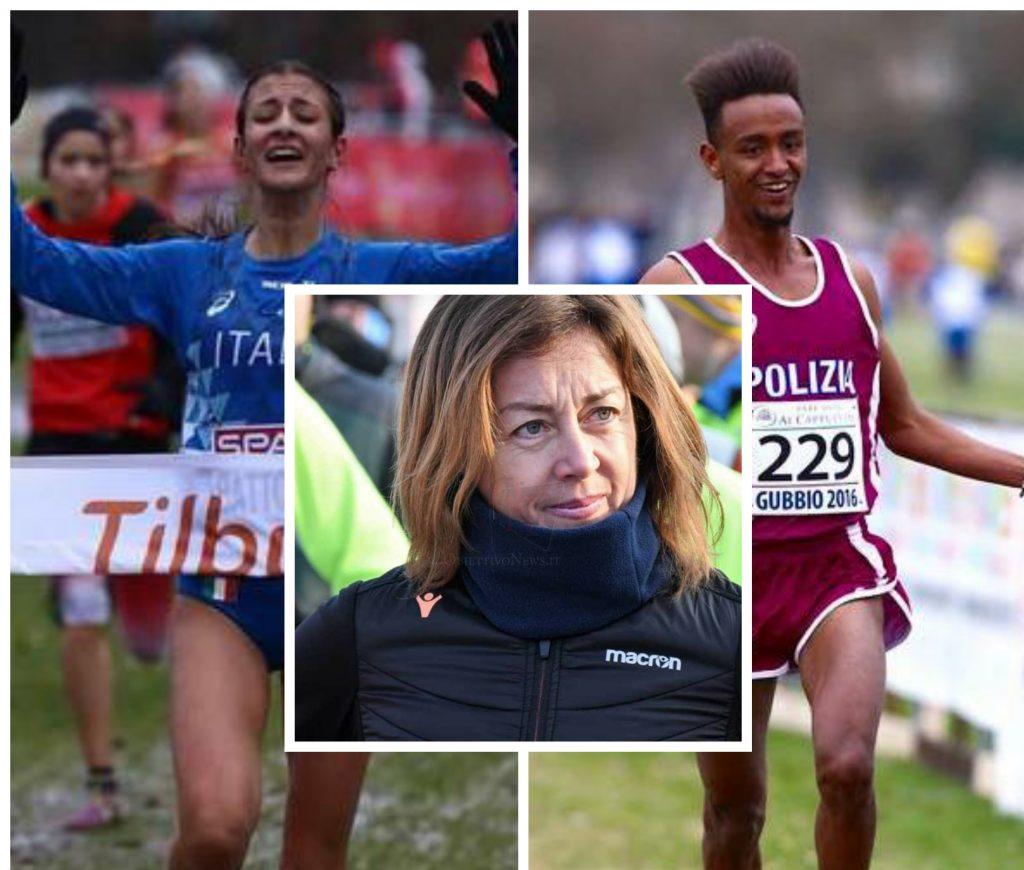 Nadia Battocletti e Yeman Crippa attesi alla Festa del Cross 2019 nel ricordo di Maura Viceconte