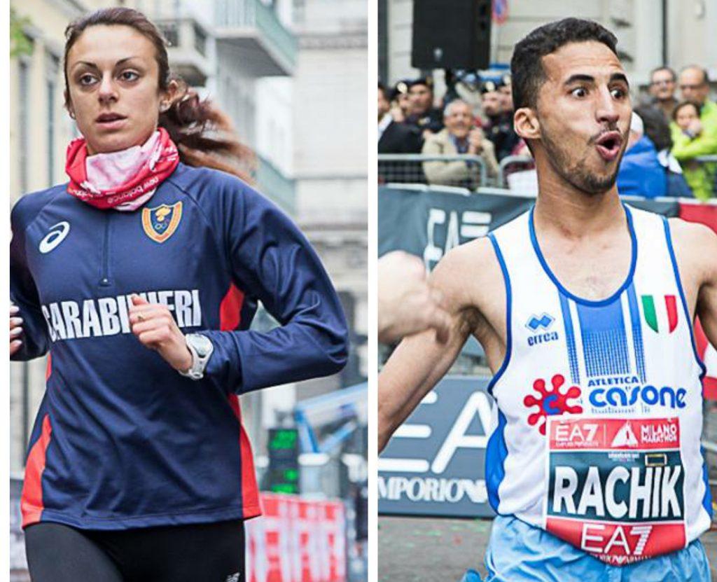 Rachik ed Epis brillano nella Napoli City Half Marathon