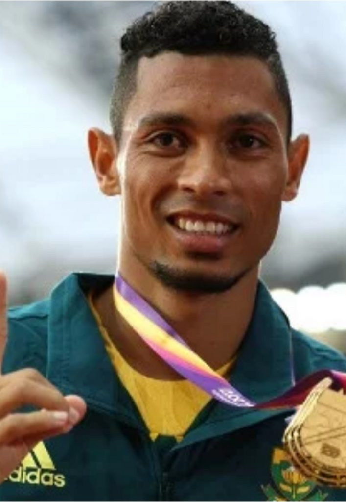 Wayde van Niekerk torna in gara dopo l' infortunio del 2017, il Video