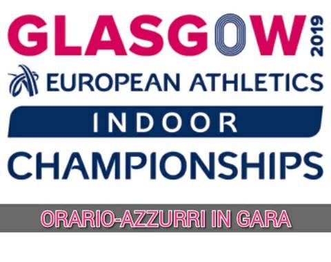 Europei Glasgow: programma, azzurri in gara giorno per giorno- Blackout RaiSport, che fine ha fatto la diretta?