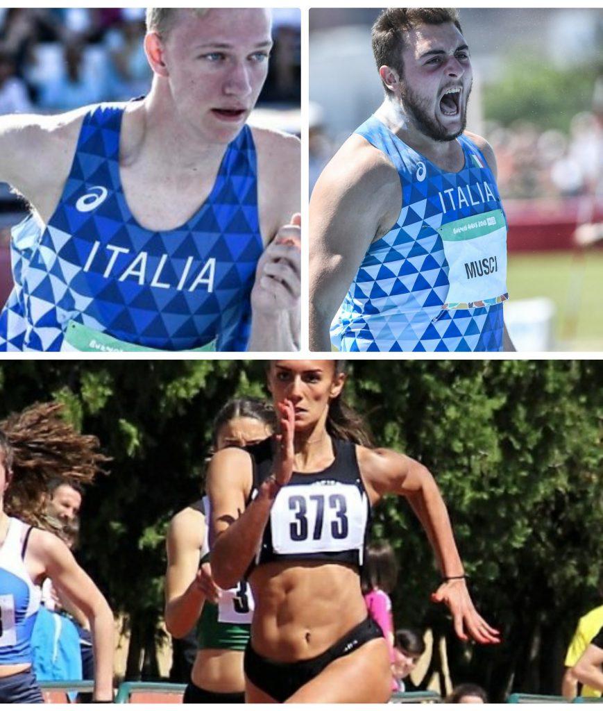 Incontro under 20 indoor Italia-Francia Ancona, ecco i protagonisti azzurri