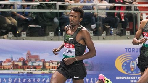 Record del mondo nei 1500 m. di Tefera, cancellato  El Guerrouj- il video
