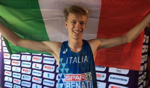 Tricolori allievi: Record italiano di Lorenzo Benati nei 400 metri