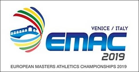 Campionati Europei Master Venezia: aperte le iscrizioni
