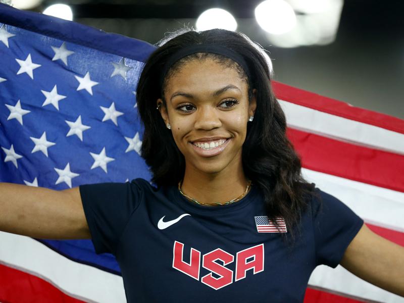 Campionati Usa: Vashti Cunningham vince il salto in alto femminile