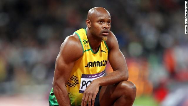 Asafa  Powell esordisce piano nei 100 metri in Giamaica