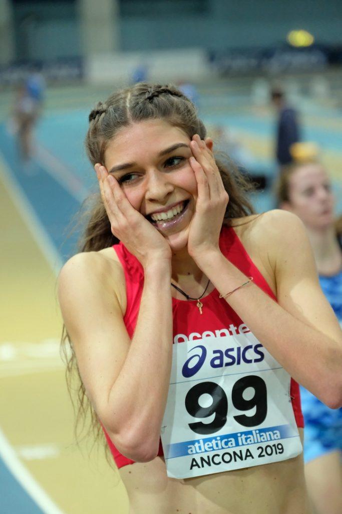 Marta Zenoni domina i tricolori di cross corto assoluto e promesse