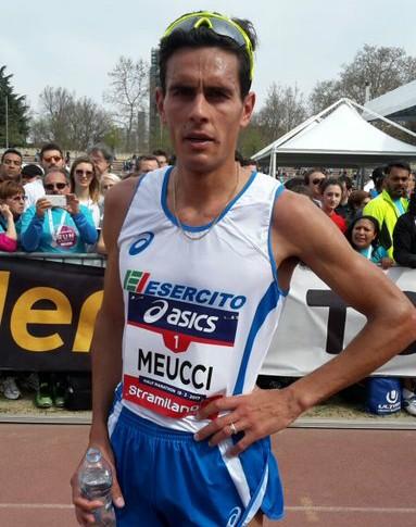 Daniele Meucci in raduno in Namibia fino al 2 aprile
