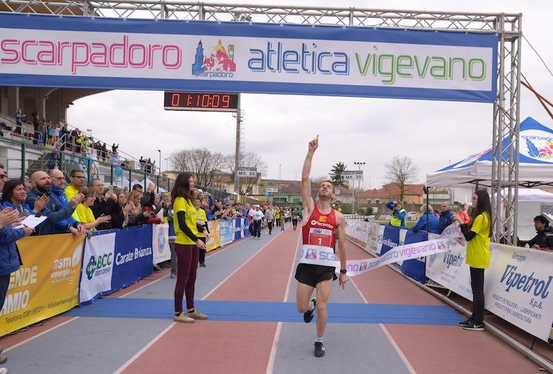 Risultati 13^ Scarpadoro: nella Half Marathon vincono Lollo e Angotti