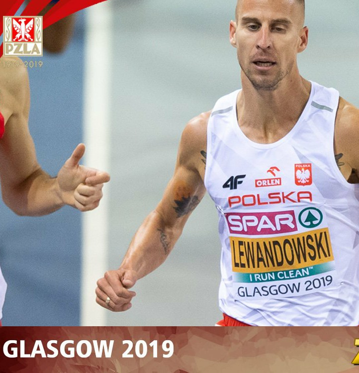 Europei Glasgow: Jakob Ingebritsen battuto da Lewandoski, addio alla doppietta 1500-3000
