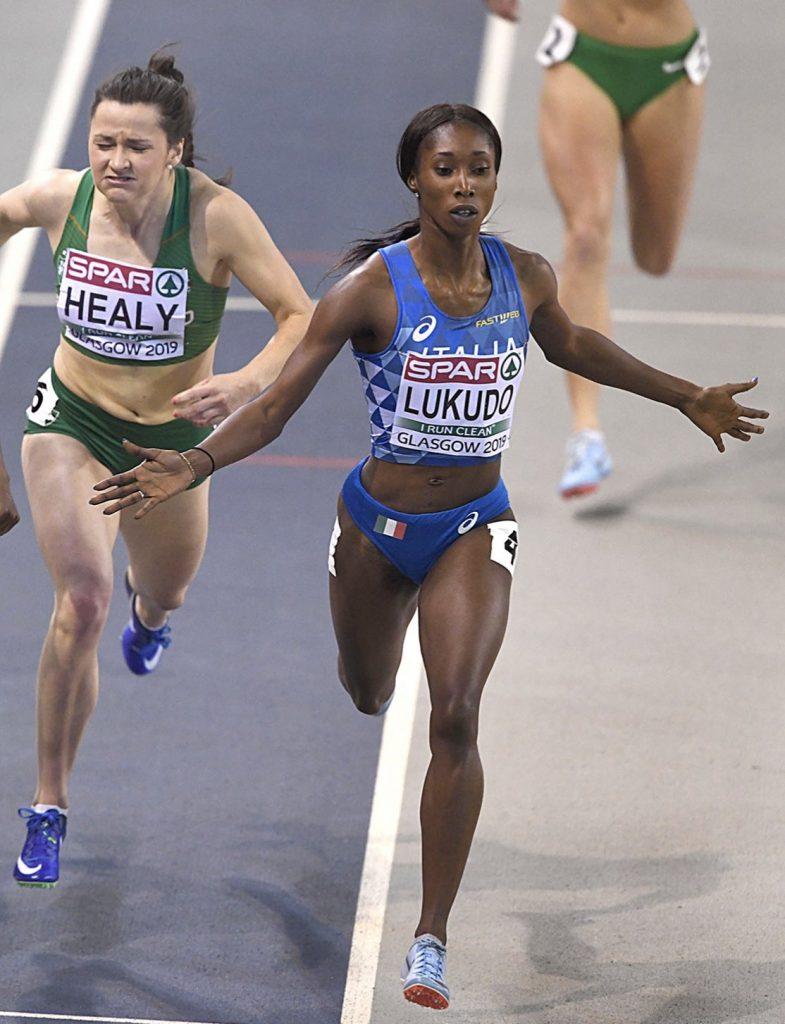 Splendido bronzo della staffetta 4x400 femminile agli europei di Glasgow