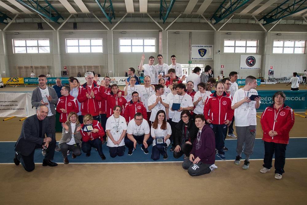 CS| 13° Meeting Indoor Città di Udine - sport e integrazione con studenti e persone con disabilità