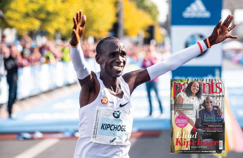 Intervista con ELIUD KIPCHOGE: il  più grande maratoneta del mondo